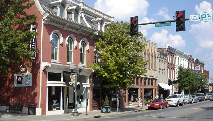 Downtown Franklin, Tennessee