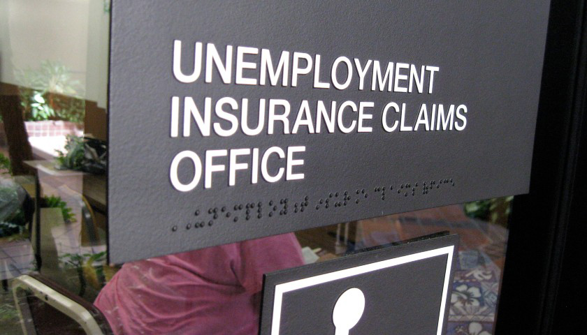 """Photo """"Unemployment Insurance Claims Office"""" by Bytemarks. CC BY 2.0."""
