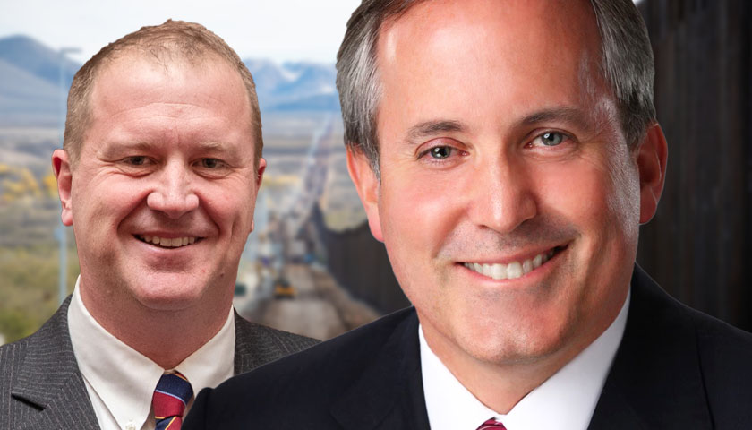 Eric Schmitt and Ken Paxton